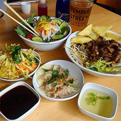 temple street eatery